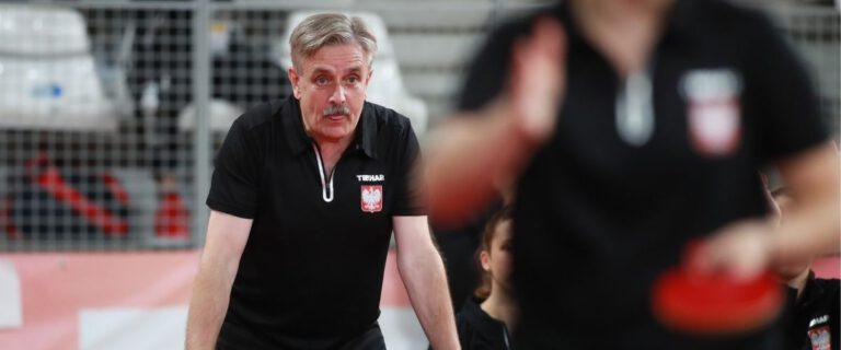 Zbigniew Nęcek: zagramy z Węgierkami systemem obowiązującym w DME