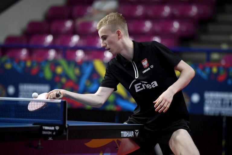 Maciej Kubik zagra w Europe Youth TOP 10