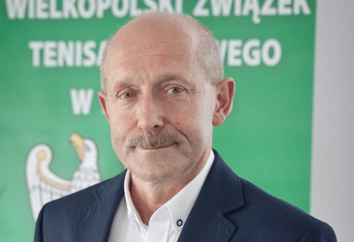 Tadeusz Nowak nadal Prezesem Wielkopolskiego Związku Tenisa Stołowego