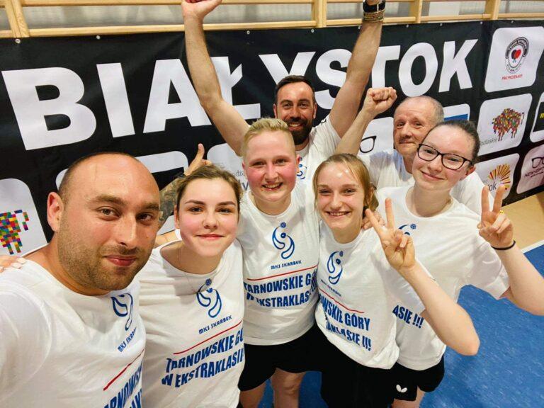 Baraże o Ekstraklasę kobiet: Tarnowskie Góry lepsze od Białegostoku