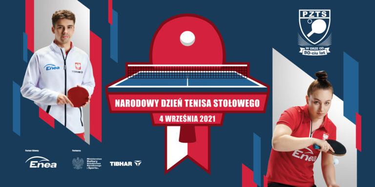 Narodowy Dzień Tenisa Stołowego 2021 za nami!