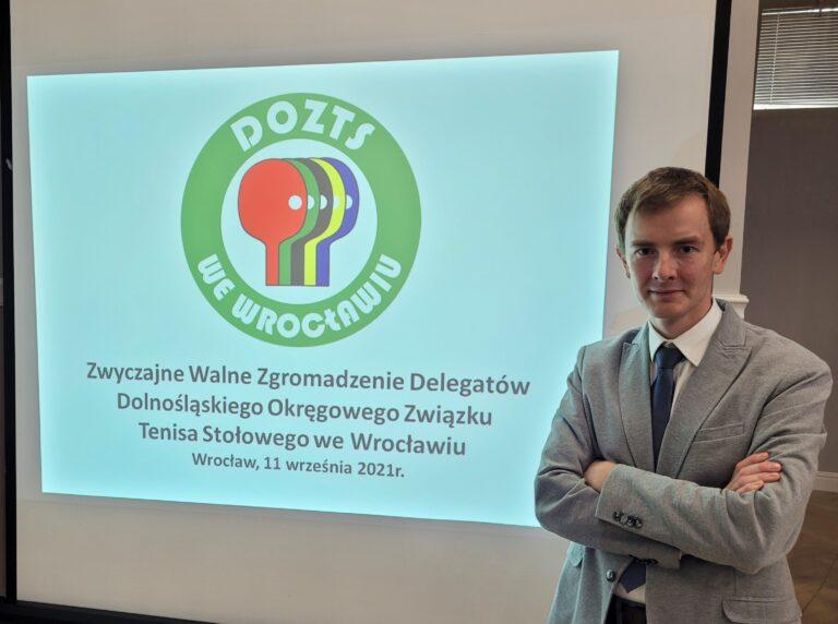 Zwyczajne Walne Zgromadzenie Delegatów Dolnośląskiego Okręgowego Związku Tenisa Stołowego