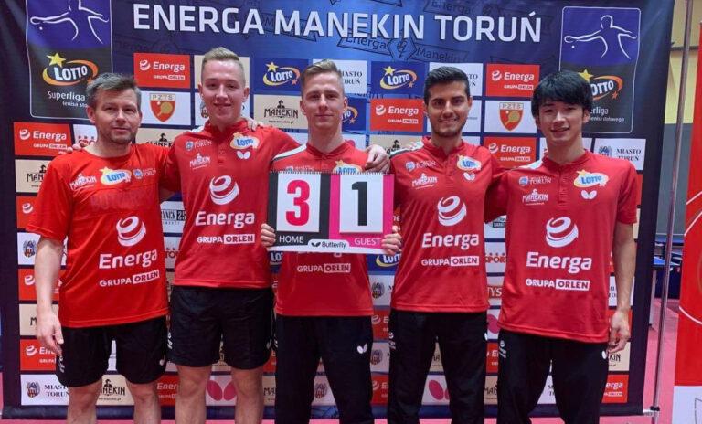 LOTTO Superliga: Druga wygrana torunian
