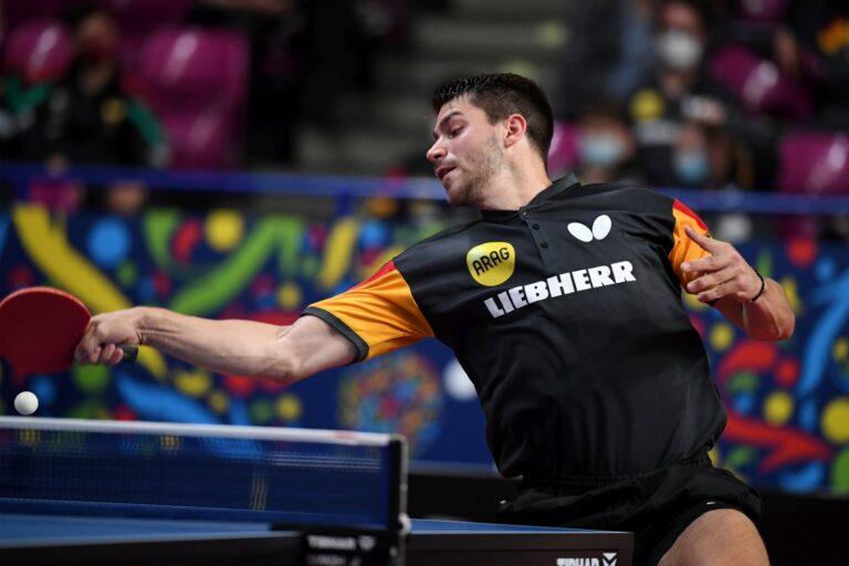 Patrick Franziska i Nina Mittelham wygrali Europe TOP 16